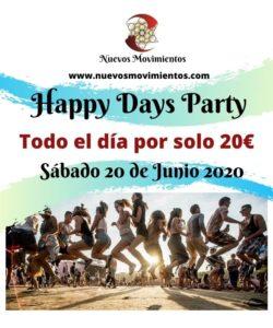 Happy Days Party promo